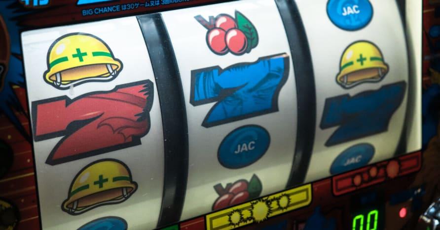 Típusú játékgépek