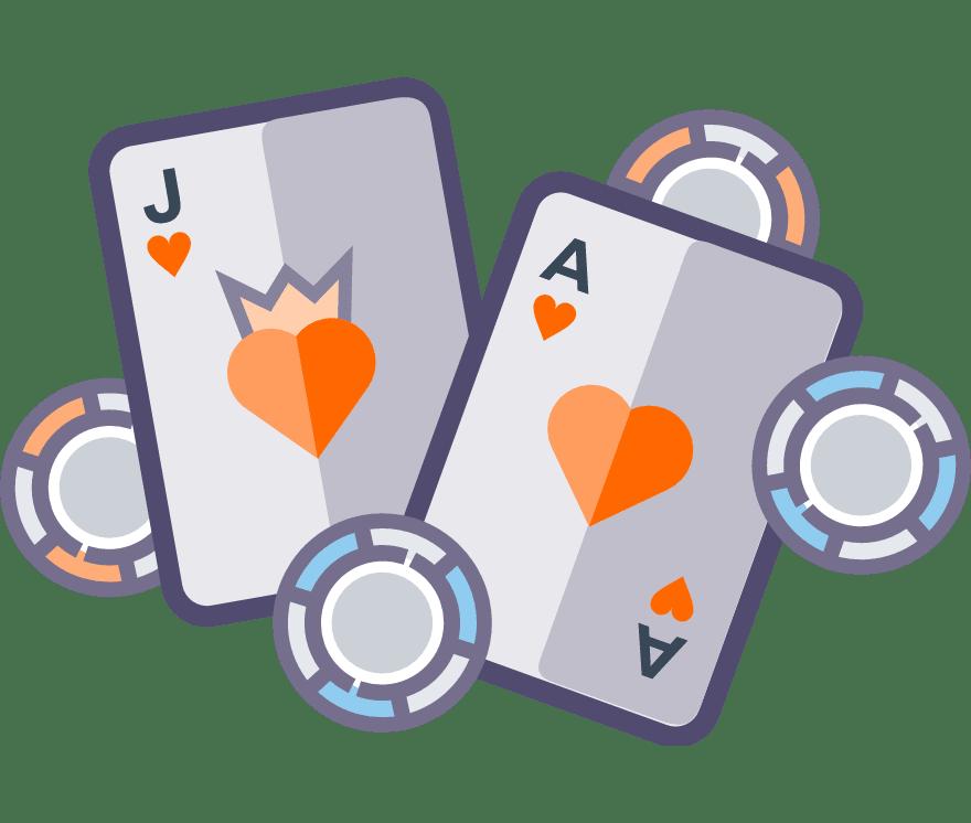 Játsszon Blackjack Online - a 103 legjobban fizető Online Kaszinó 2021