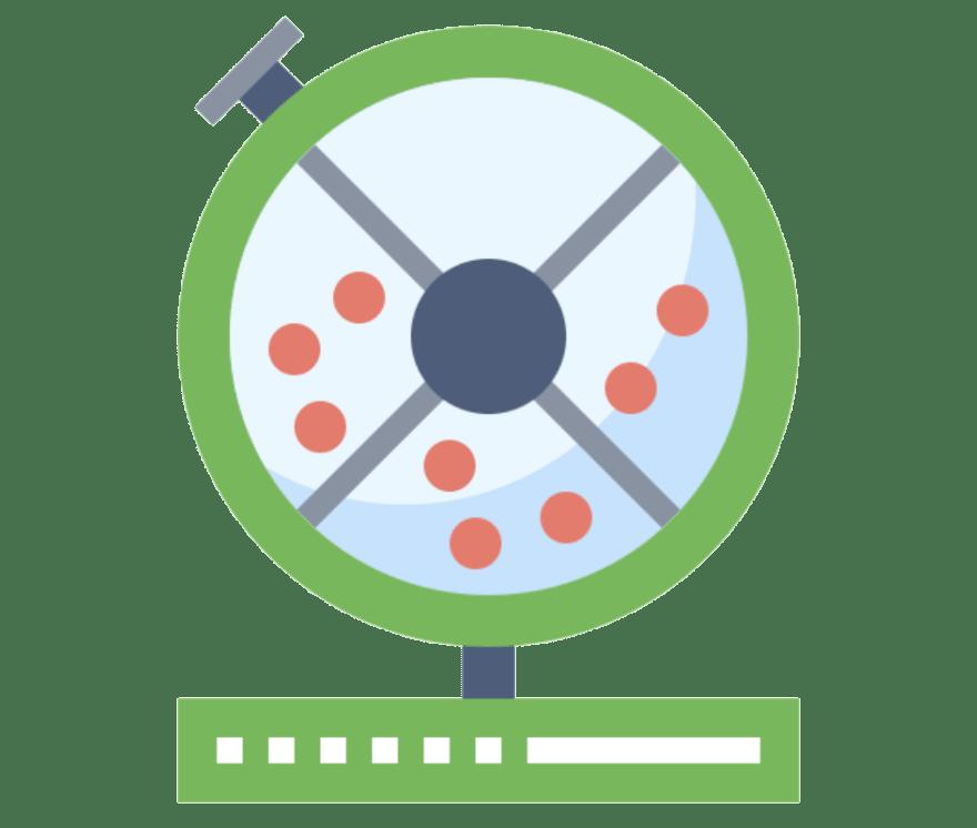 Játsszon Lottó Online - a 12 legjobban fizető Online kaszinó 2021