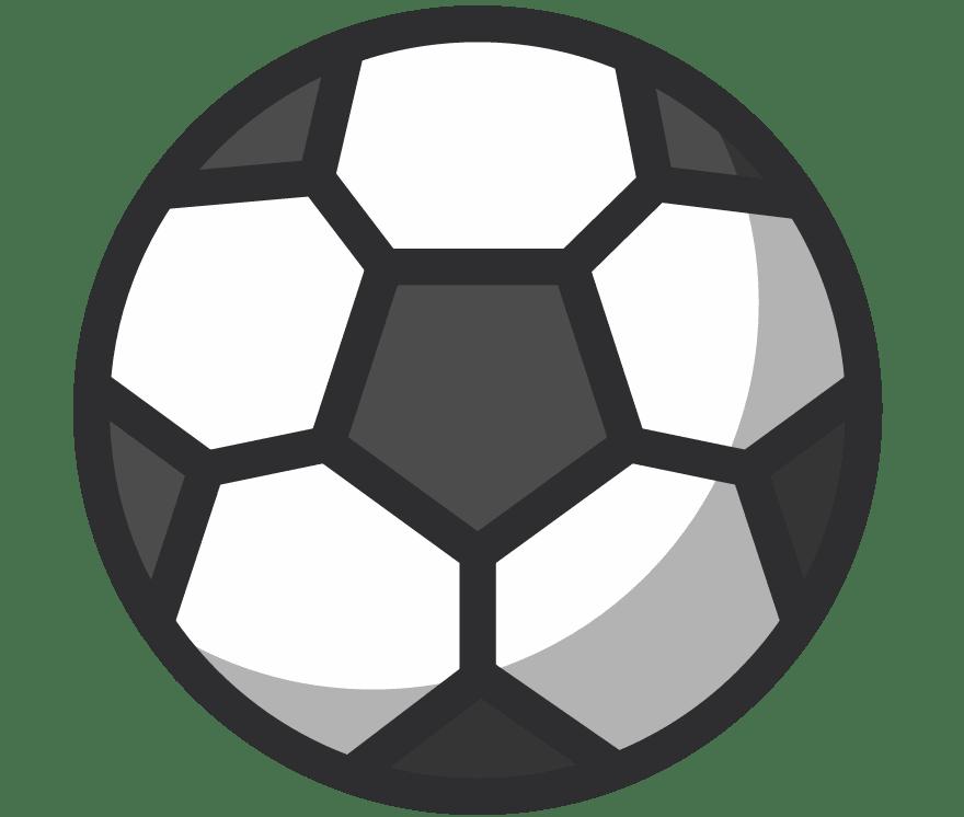 Játsszon Labdarúgás-fogadás Online - a 25 legjobban fizető Online Casino 2021