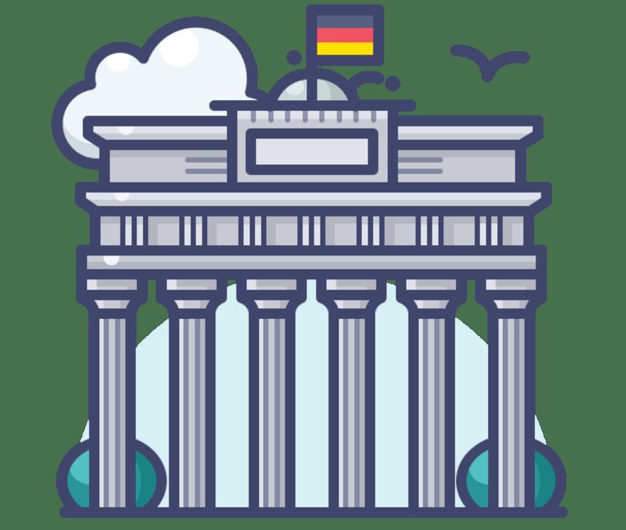 A 70 legjobb Online kaszinó, Németország 2021