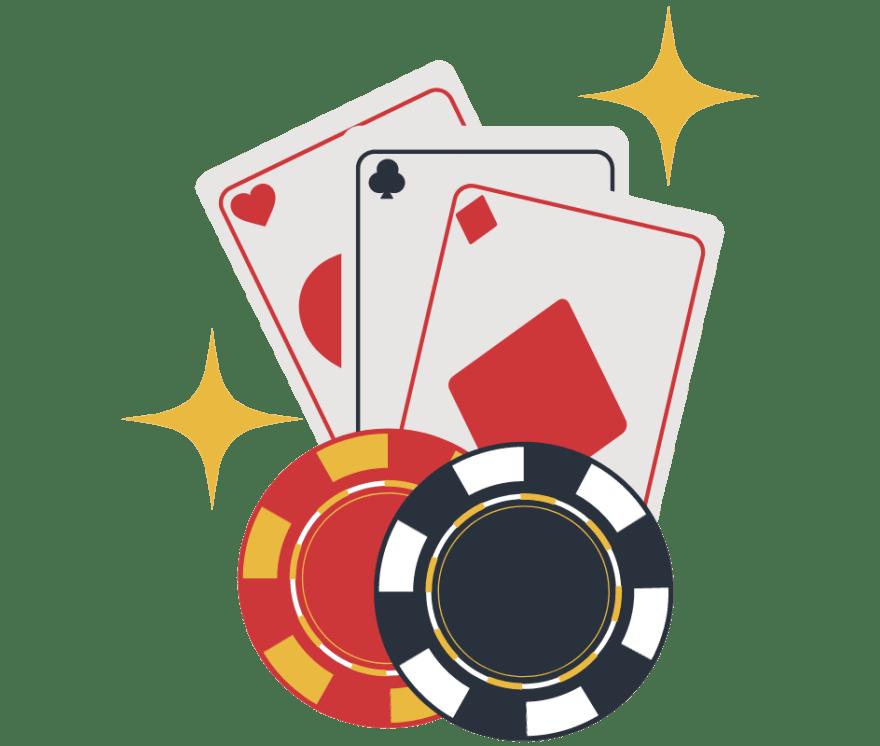 Játsszon Blackjack Online - a 108 legjobban fizető Online kaszinó 2021