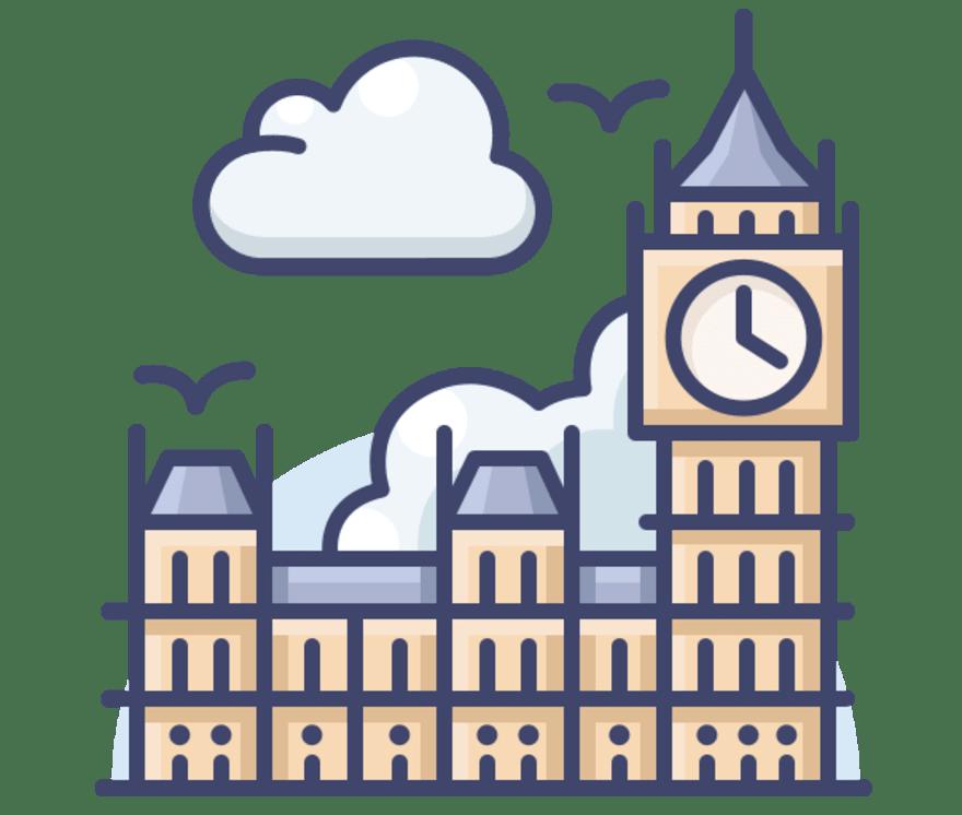 A 27 legjobb Online kaszinó, Egyesült Királyság 2021