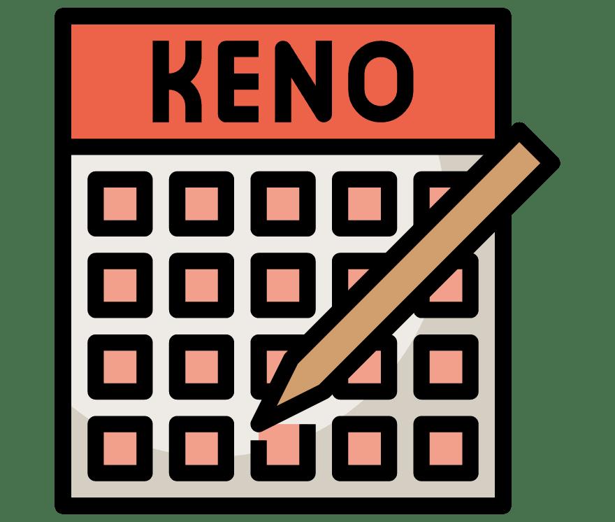 Játsszon Kenó Online - a 36 legjobban fizető Online Casino 2021
