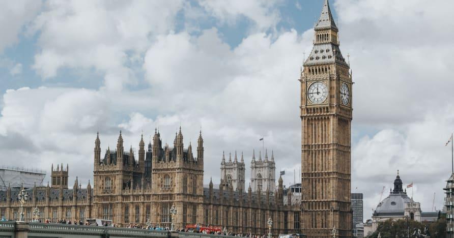 Miért kell várni az Egyesült Királyság Gambling Act 2005 módosításaira 2022-ig?