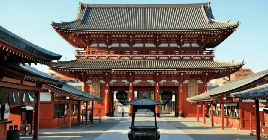 Leo Vegas kiterjesztése a japán játékpiacra