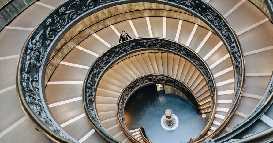 Online rulett: Fibonacci rulett nyerő stratégia
