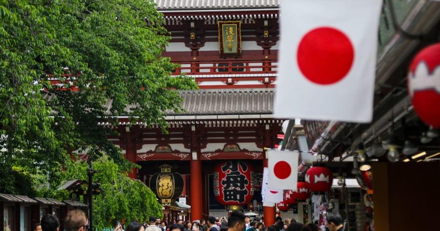 Kiválasztja a legjobb online kaszinót Japánban