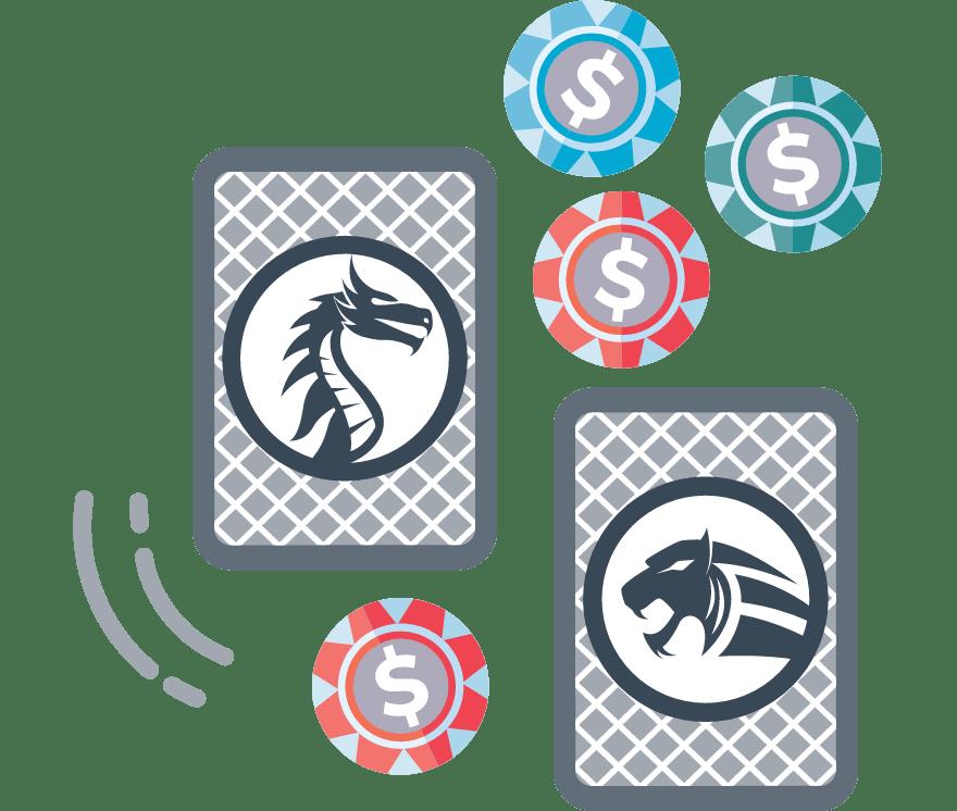 Játsszon Dragon Tiger Online - a 30 legjobban fizető Online Casino 2021