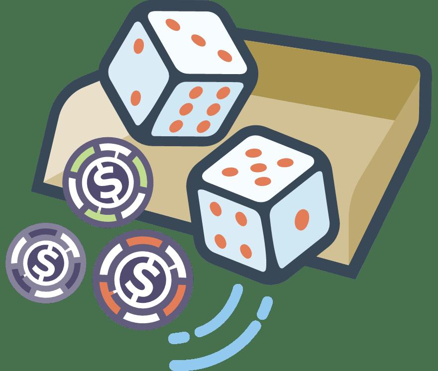 Játsszon Craps Online - a 35 legjobban fizető Online Casino 2021