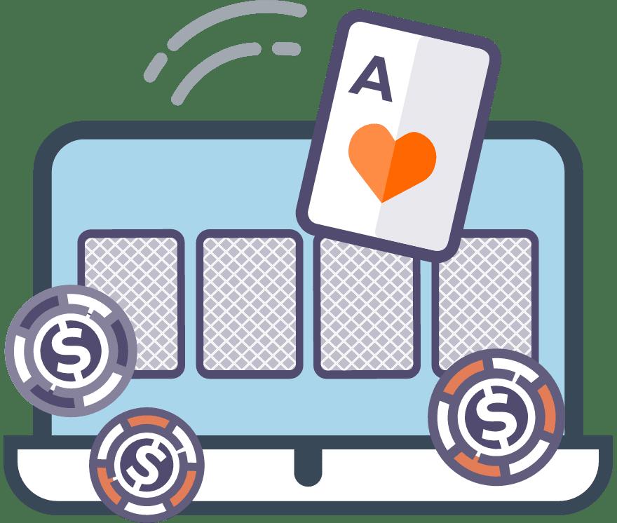 Játsszon Caribbean Stud Online - a 24 legjobban fizető Online Casino 2021
