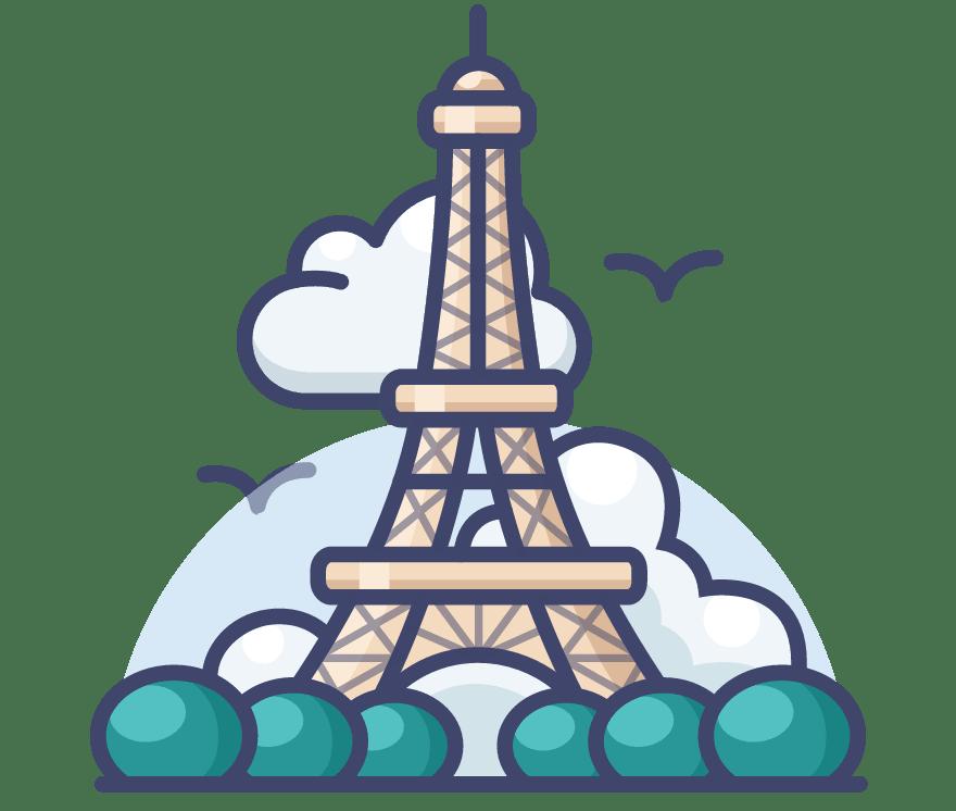 A 17 legjobb Online kaszinó, Franciaország 2021