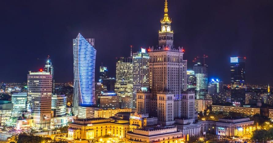 Lengyelország online kaszinói: Internetes szerencsejáték Lengyelországban