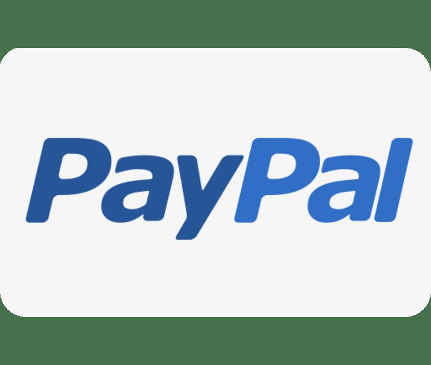 Top 11 PayPal Online kaszinós 2021 -Low Fee Deposits