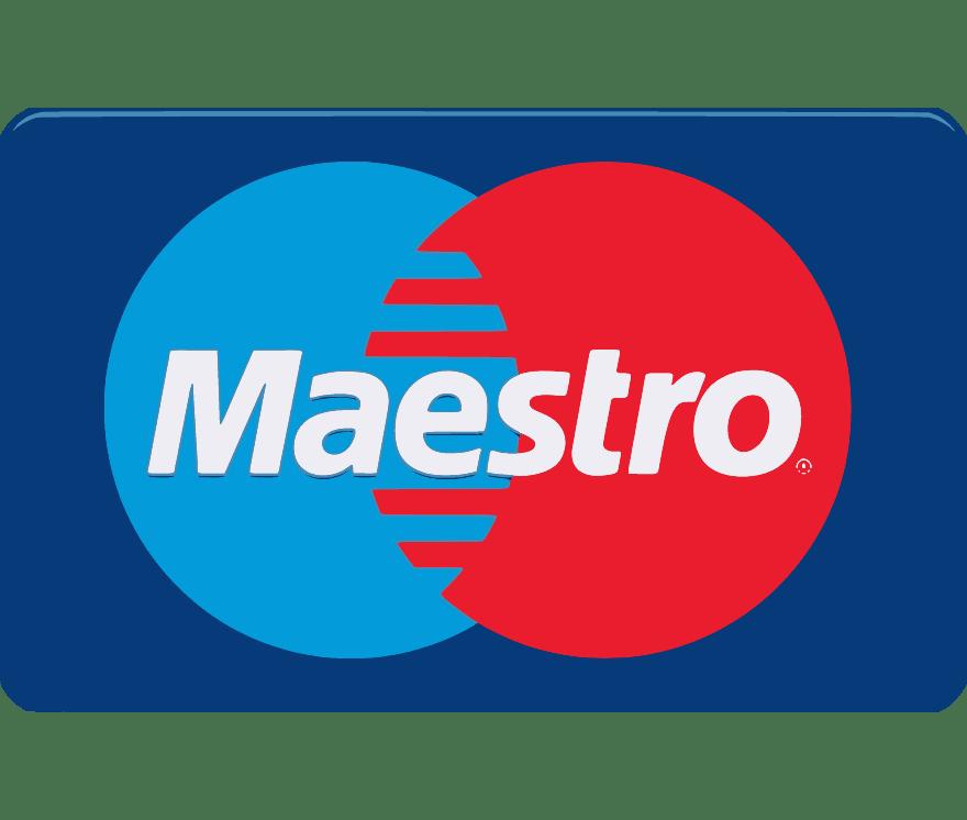 Top 33 Maestro Online Kaszinós 2021 -Low Fee Deposits