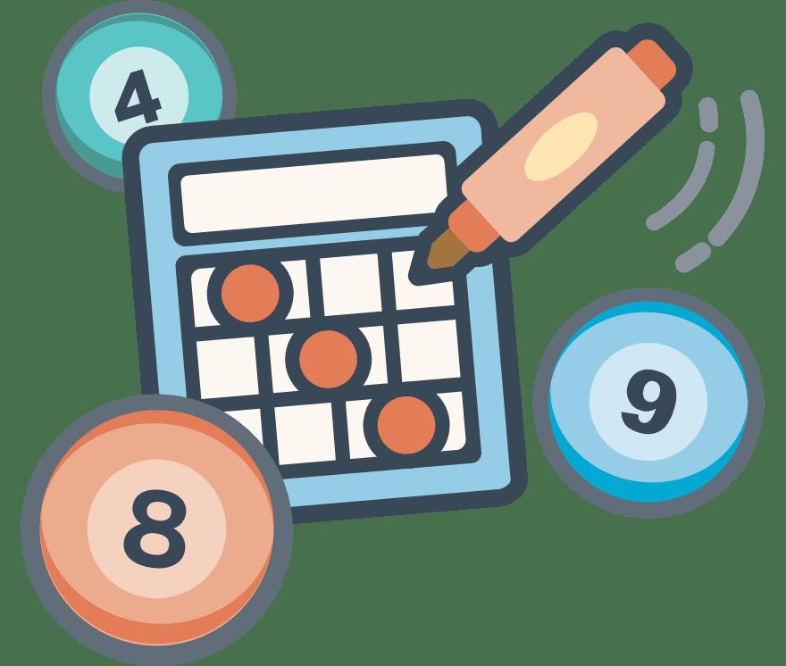 Játsszon Bingó Online - a 46 legjobban fizető Online Casino 2021