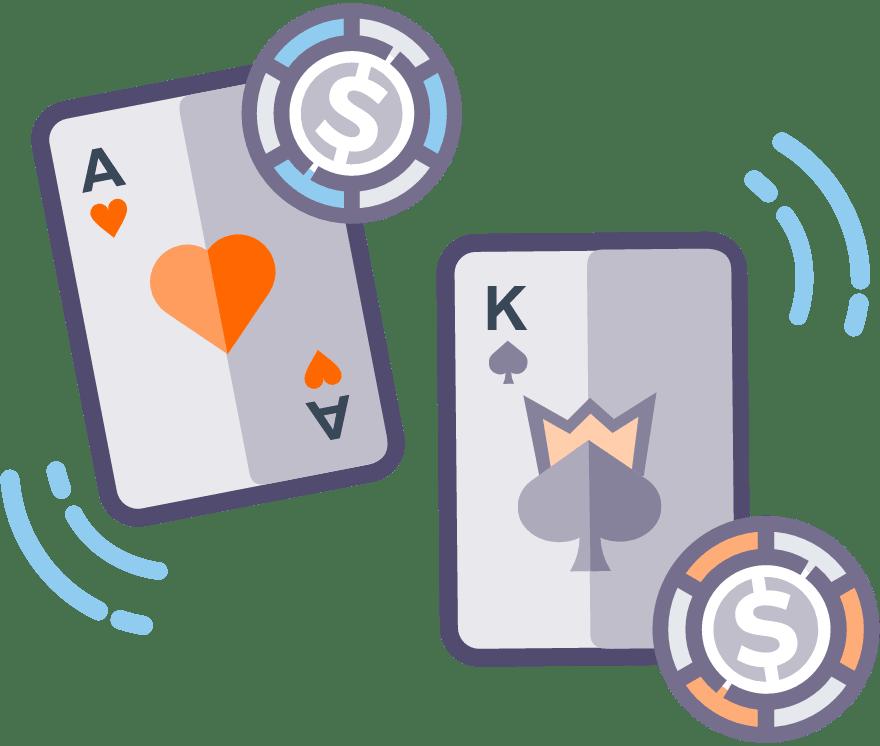 Játsszon Casino War Online - a 5 legjobban fizető Online Casino 2021